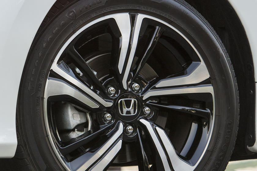 2019 Honda civic brake