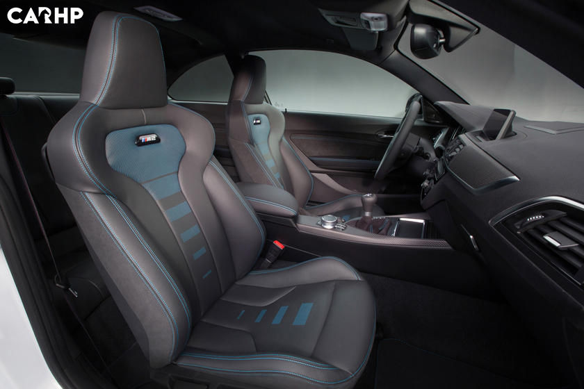 2021 BMW M2 Competition Coupe interior image