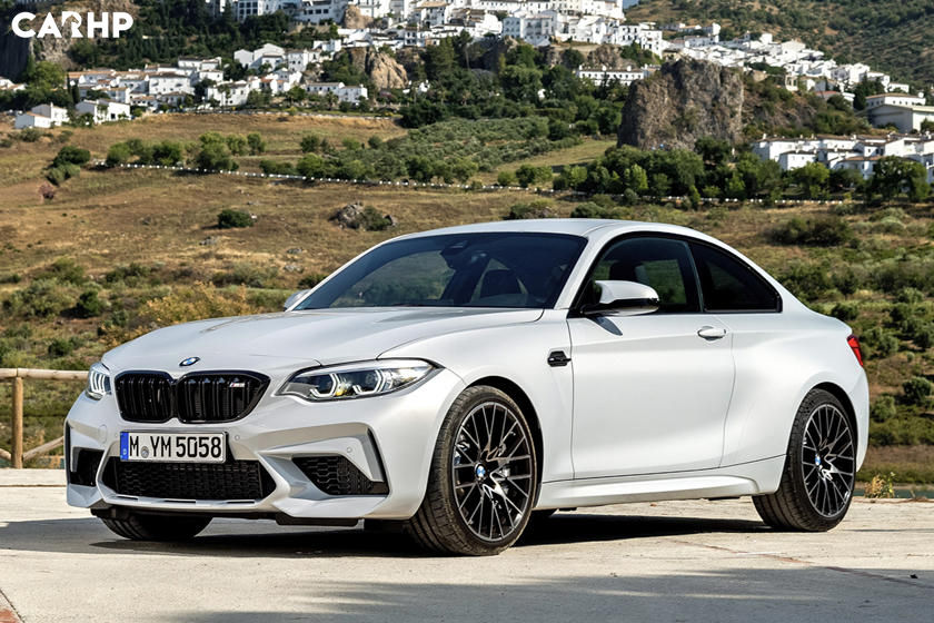 2021 BMW M2 Competition Coupe exterior image