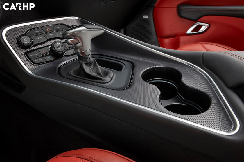  2021 Dodge Challenger Coupe interior image