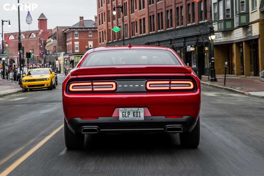   2021 Dodge Challenger Coupe exterior image