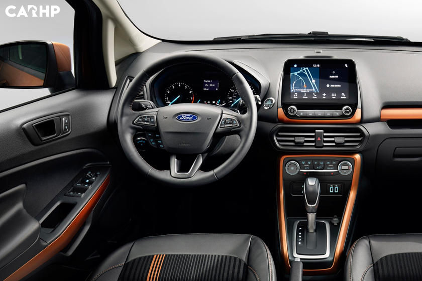 2020 Ford Ecosport steering