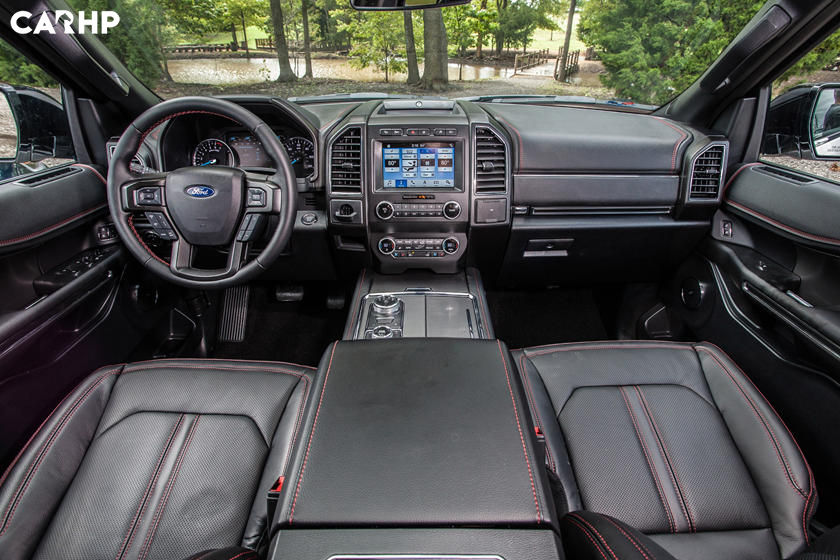 2021 Ford Expedition MAX SUV interior image
