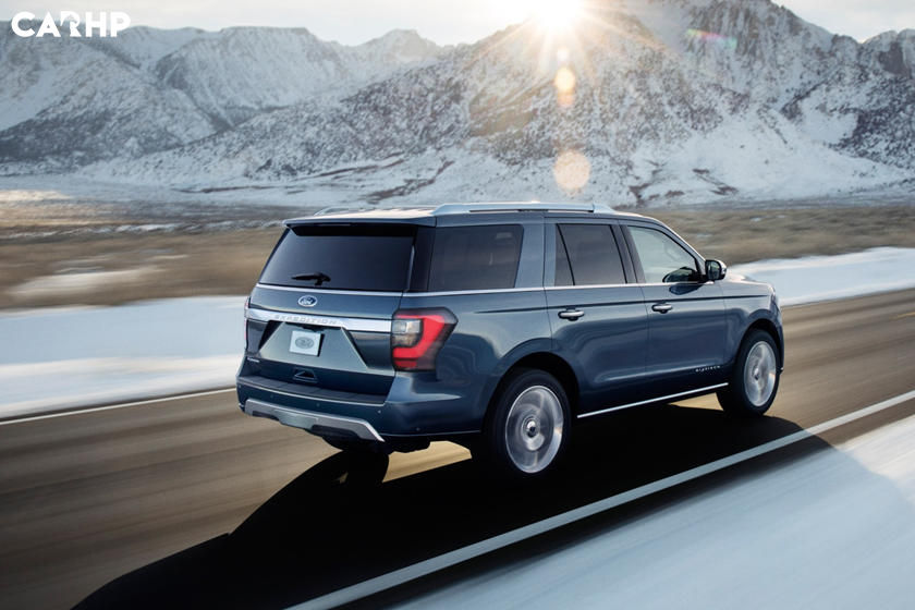 2021 Ford Expedition MAX SUV exterior image