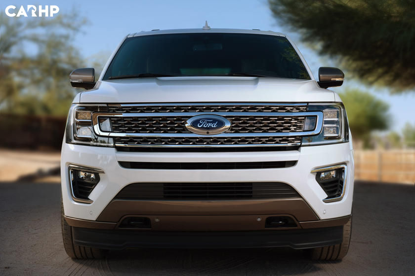 2021 Ford Expedition SUV exterior image