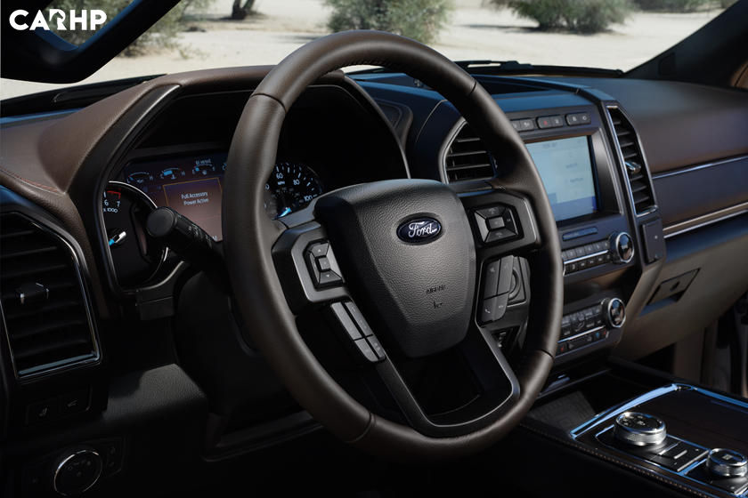 2022 Ford Expedition SUV Interior