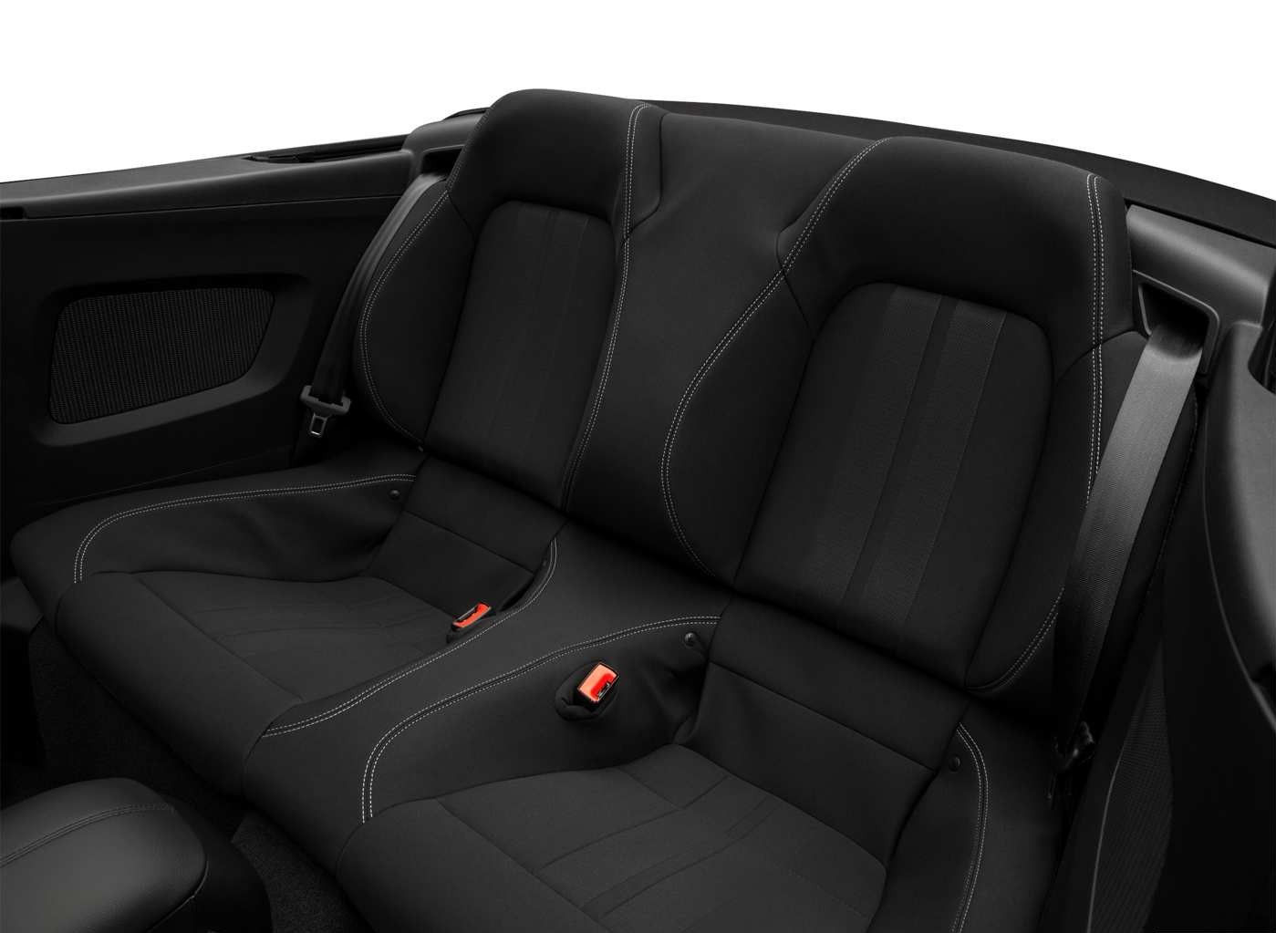 2020 Ford Mustang Ecoboost Rear Seats