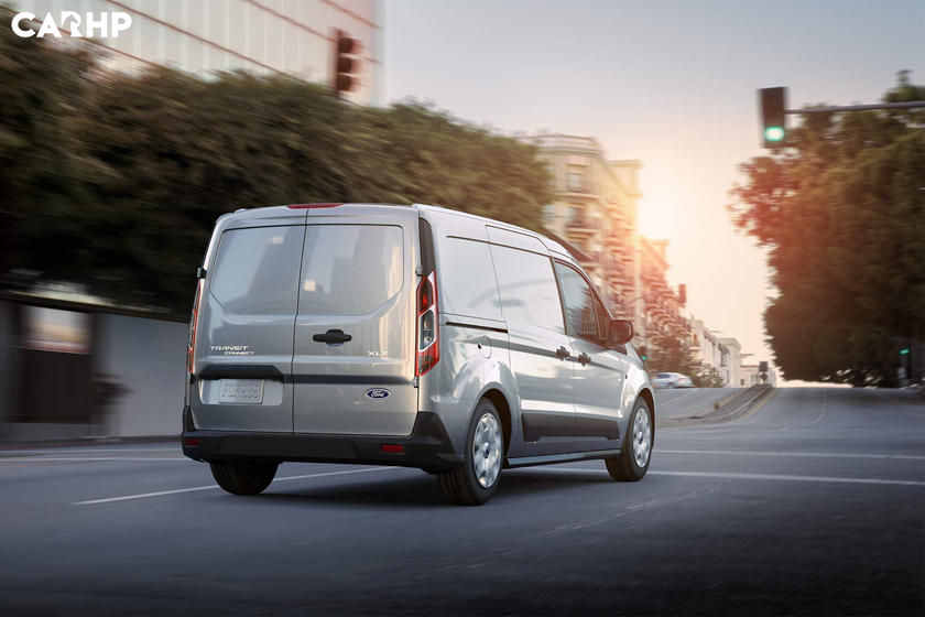 2021 Ford Transit Connect Cargo Van exterior image