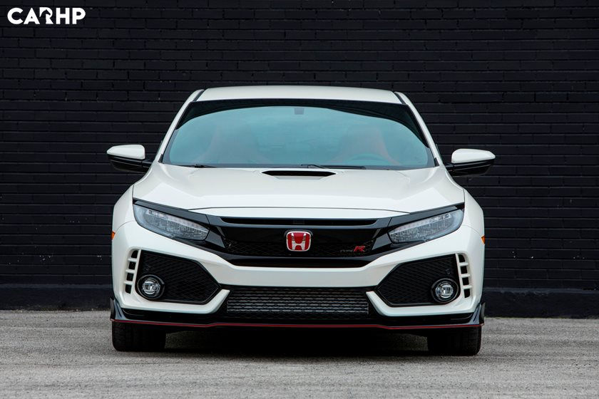 2019 Honda Civic Type-R front view