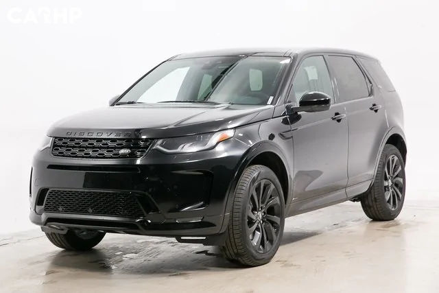2021 Land Rover Discovery SUV exterior image