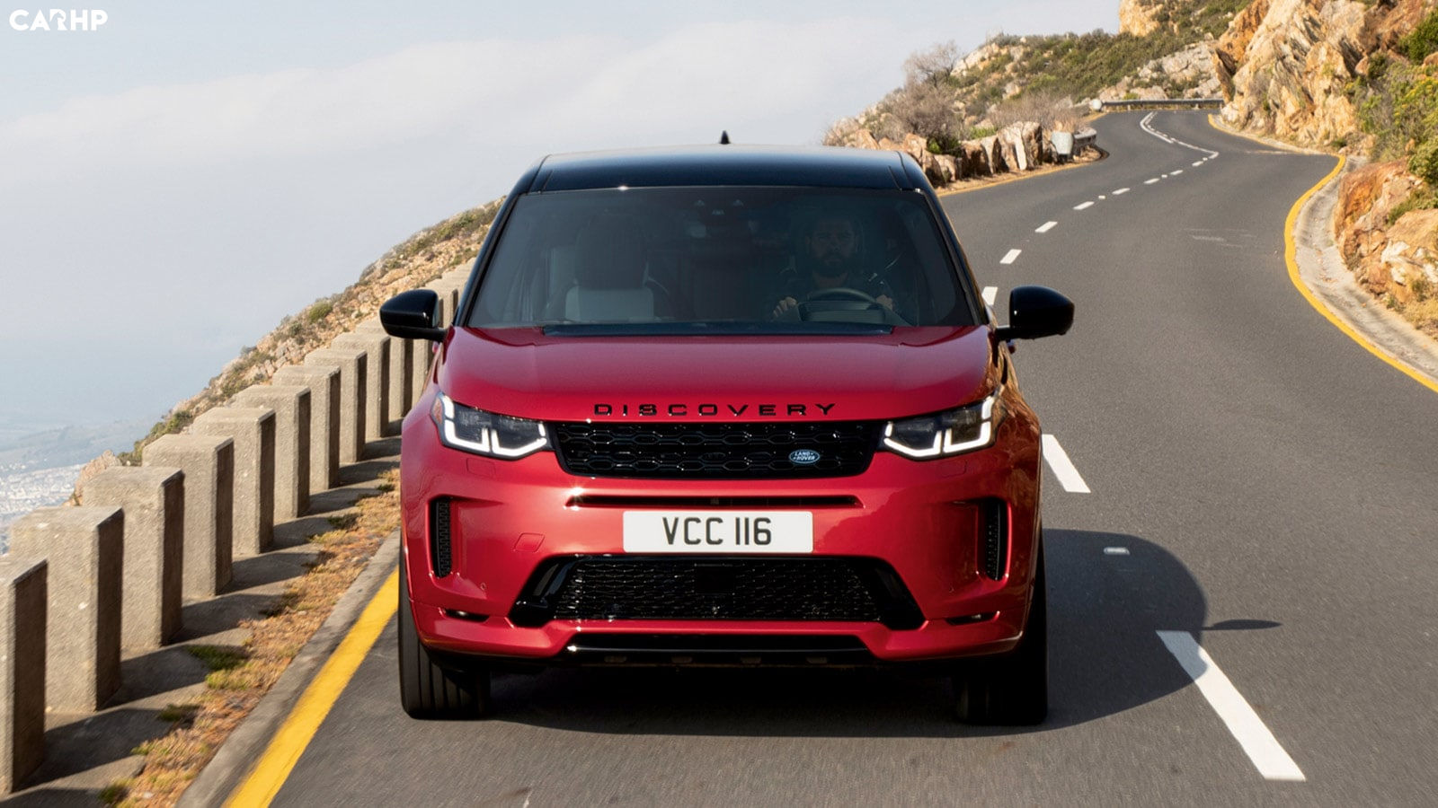 2021 Land Rover Discovery Sport SUV exterior image
