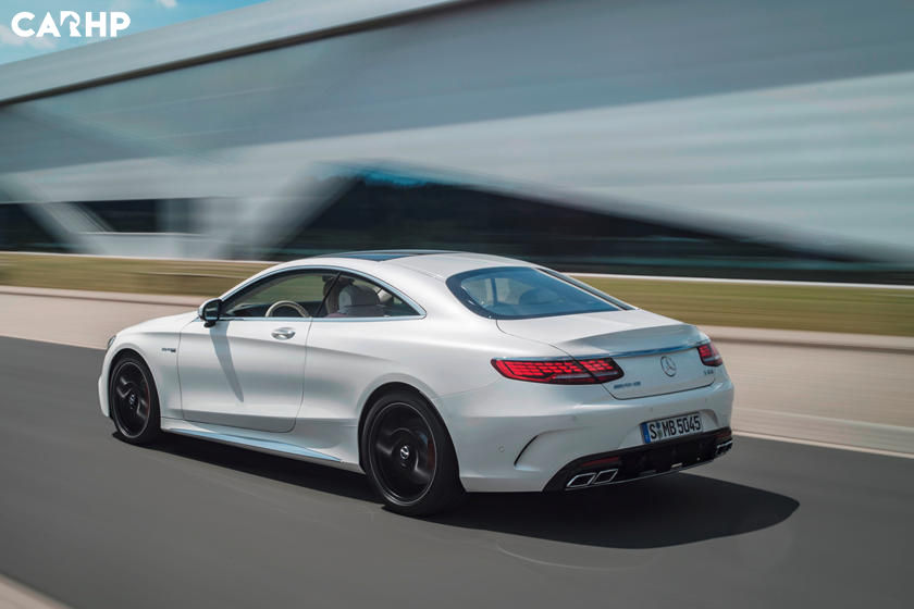 2021 Mercedes-Benz AMG S 63 Coupe exterior image