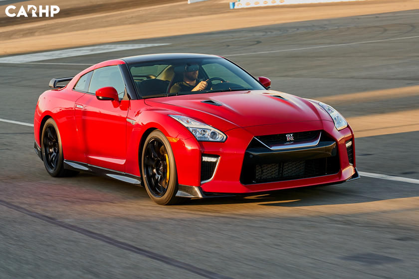 2021 Nissan GT-R Coupe Exterior