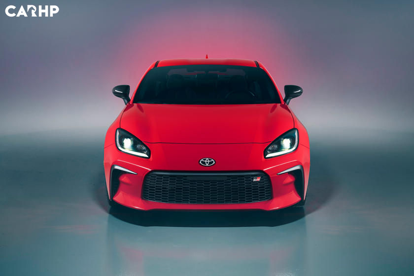 2022 Toyota 86 Coupe exterior image