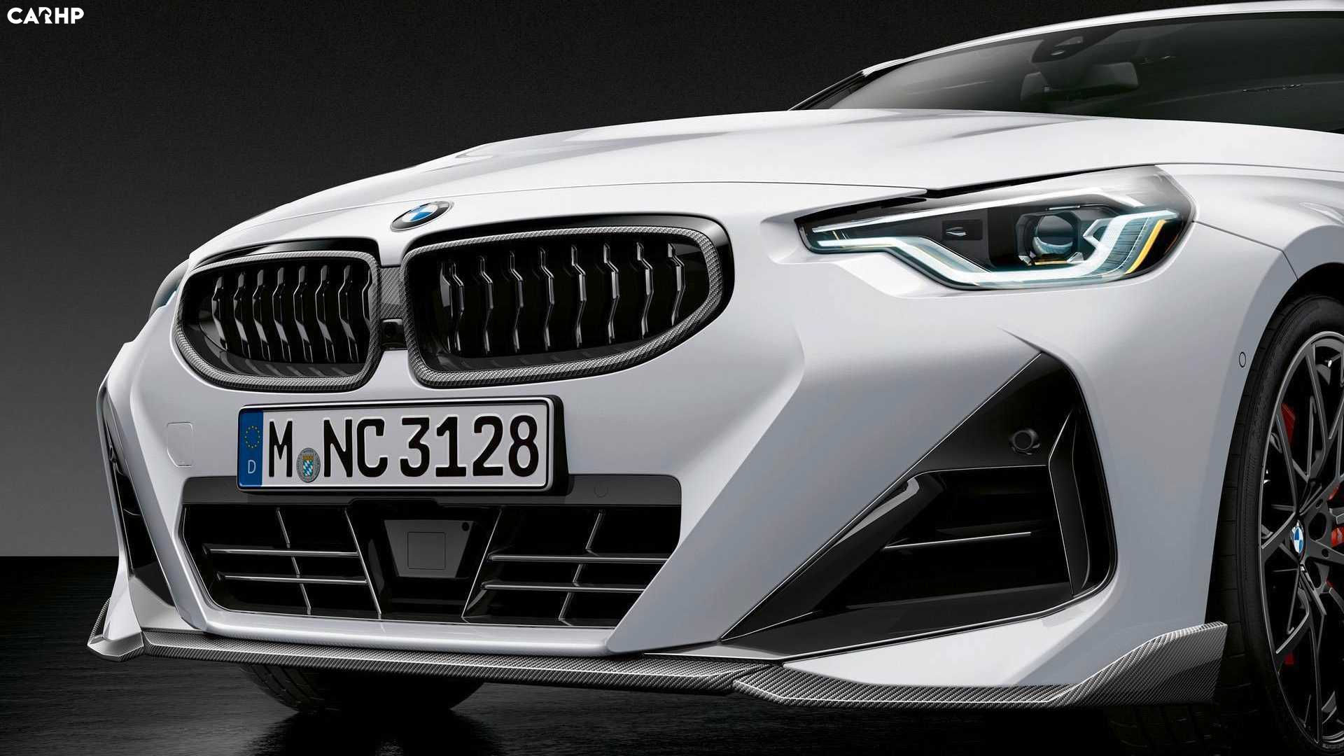 2022 BMW 2 Series To Offer Optional M Performance Parts