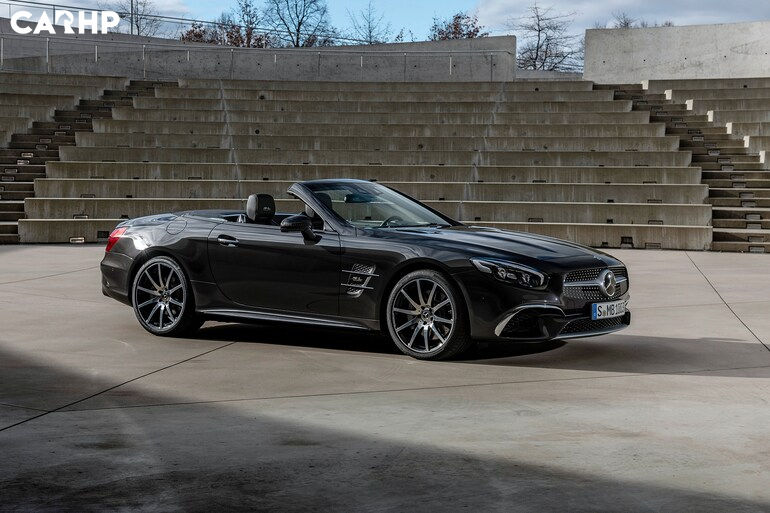 2022 Mercedes-Benz SL-Class - Preview Expected Release Dates, Prices, MPG, Performance and Rivals