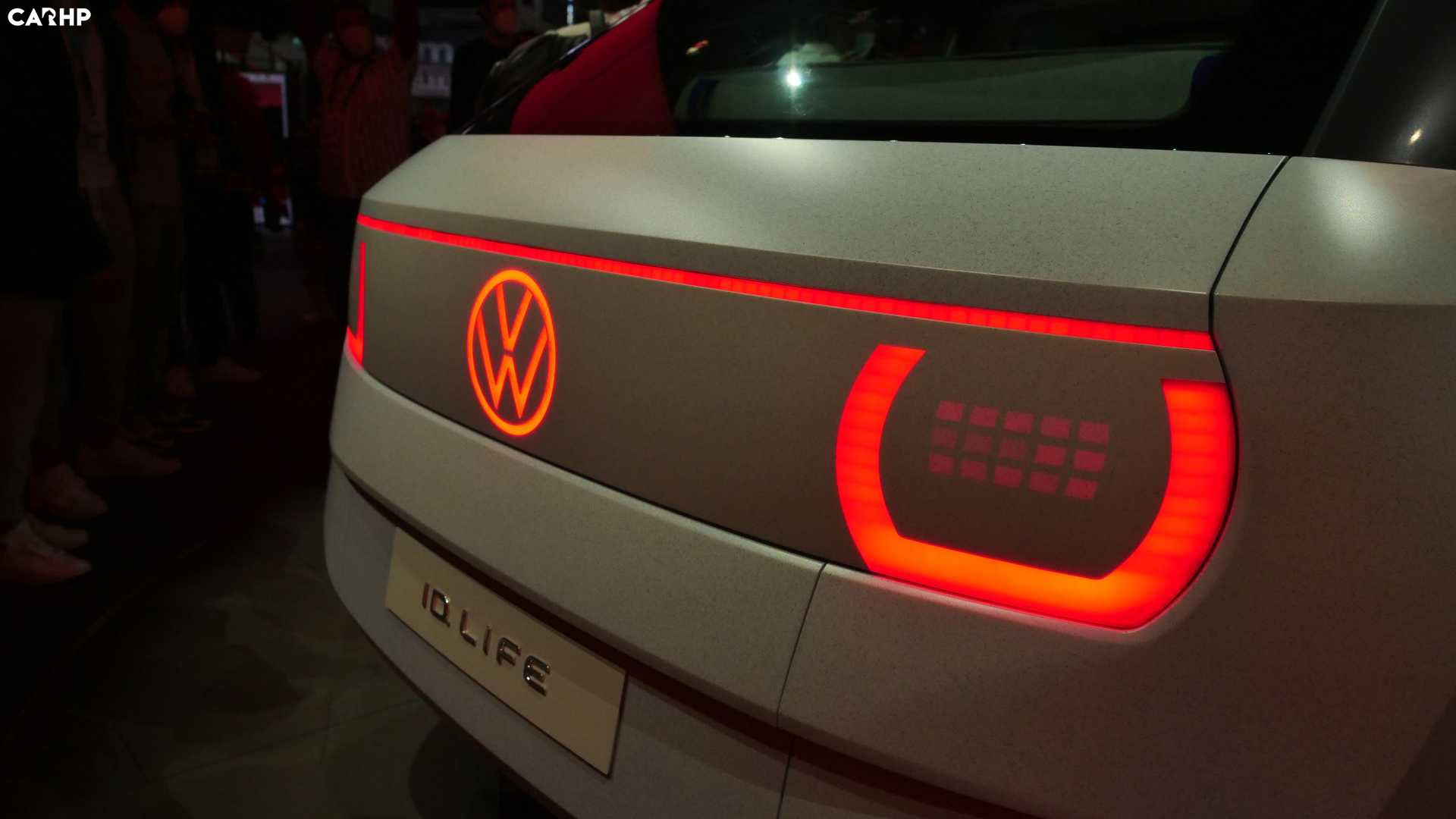 Volkswagen ID. Life Previews An Entry-Level Crossover EV Under $23K