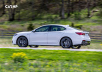 2019 Acura TLX Left Side View