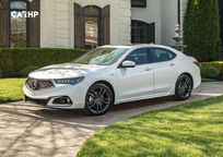2019 Acura TLX's exterior image