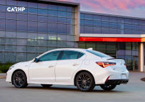 2019 Acura ILX Left Side View