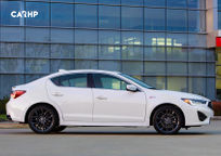 2019 Acura ILX Right Side View