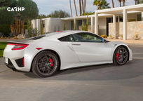 2019 Acura NSX hybrid Right Side View