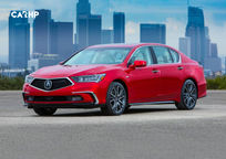 2019 Acura RLX 3 Quarter View