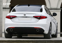 2020 Alfa Romeo Giulia Rear View