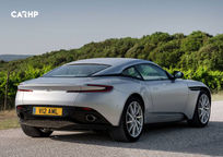 2018 Aston Martin DB11 V12 Coupe's exterior image