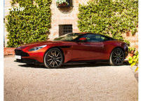 2019 Aston Martin DB11 Left Side View