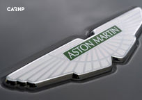 2019 Aston Martin DB11 AMR Coupe Emblems