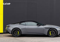 2019 Aston Martin DB11 AMR Coupe Right Side View