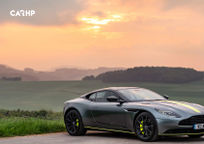 2019 Aston Martin DB11 AMR Coupe's exterior image