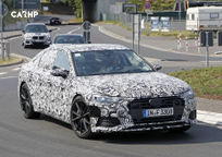 2020 Audi RS 7's exterior image