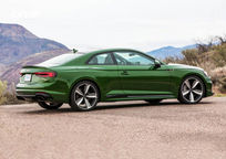 2018 Audi RS 5's exterior image