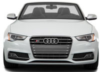 2017 Audi S5 Convertible's exterior image