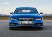 2018 Audi S7 Front View