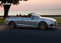 2019 Audi A5 Convertible Right Side View