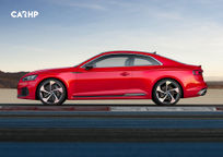 2019 Audi RS 5 Left Side View