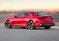 2019 Audi RS 5 Rear 3 Quarter View