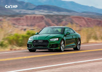 2019 Audi RS 5 3 Quarter View