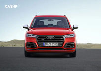2019 Audi SQ5 Front View
