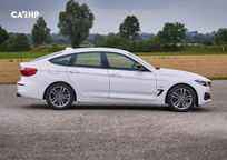 2019 BMW 3 Series Gran Turismo Hatchback Right Side View