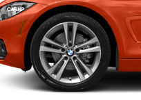 2019 BMW 4 Series Convertible Wheels