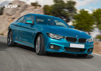 2020 BMW 4 Series 3 Quarter View