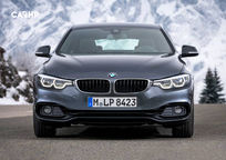 2019 BMW 4 Series Gran Coupe's exterior image