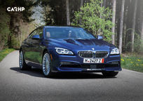 2020 BMW ALPINA B6 3 Quarter View