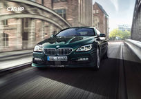 2020 BMW ALPINA B6 Front View