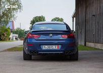 2020 BMW ALPINA B6 Rear View