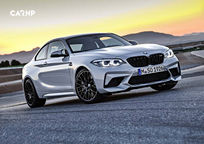 2019 BMW M2 3 Quarter View